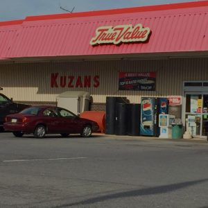 Kuzan's Hardware Store Exterior