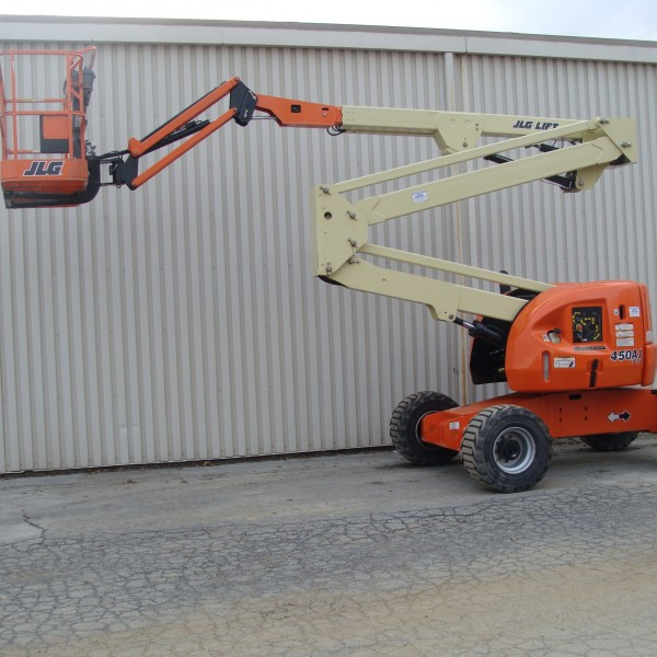 Lift, Personnel 45′ 4X4 (2) Image