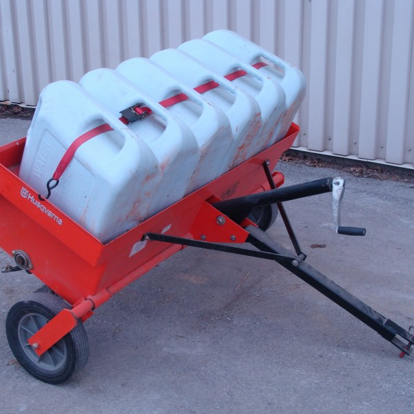 Aerator, Tow Behind 48″ Image