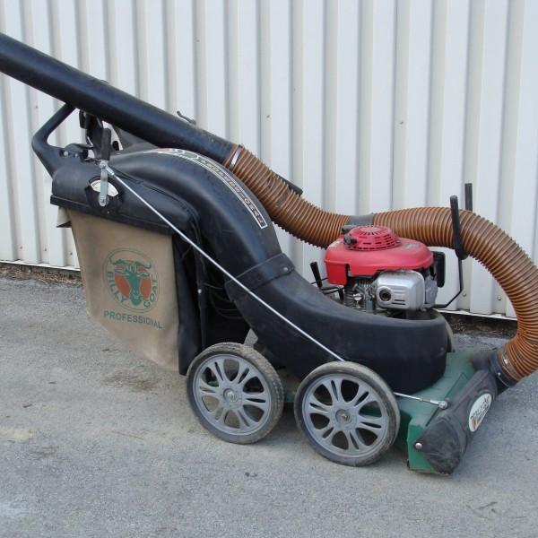 Vacuum, Lawn w/Bag Image