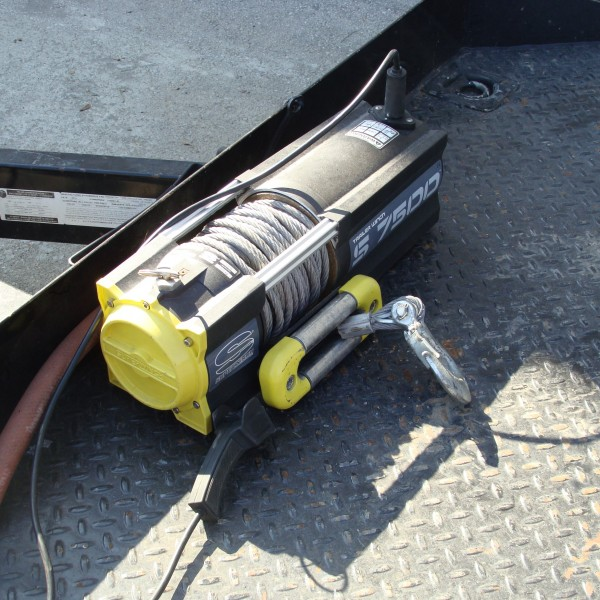 Trailer, Car Winch Image