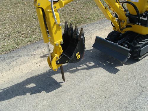 Excavator Demo Hammer for Komatsu PC09 Image
