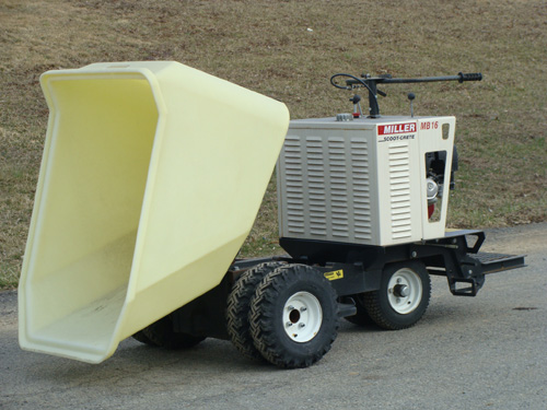Concrete Buggy Power Image