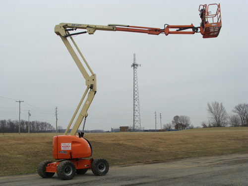 Lift, Personnel 45′ 4×4 (1) Image