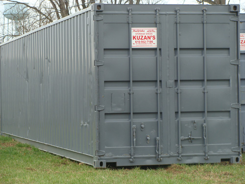 Storage Container Large 40′ Image