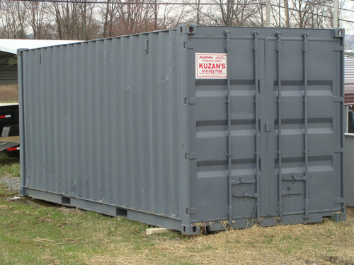 Storage Container Small 20′ Image