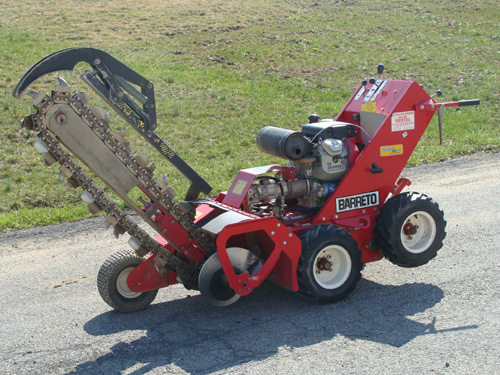 Trencher, 42″ Hydraulic Drive Image