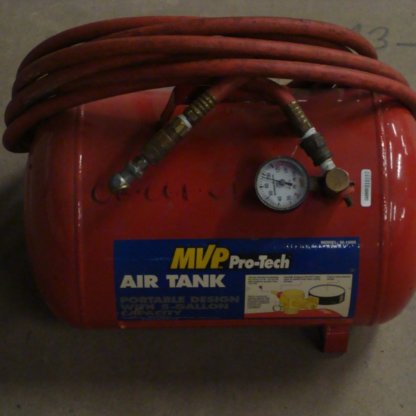 Air Tank Handy 5 GAL Image