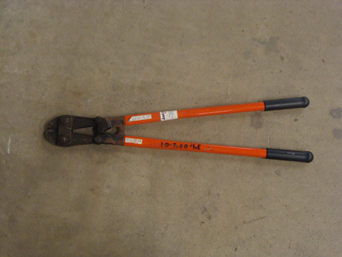 Bolt Cutter 18 Image