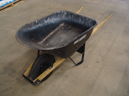 Wheelbarrow 5.5 CF Image
