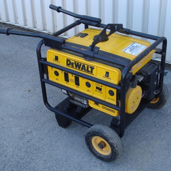 Generator, 5000W Portable Image