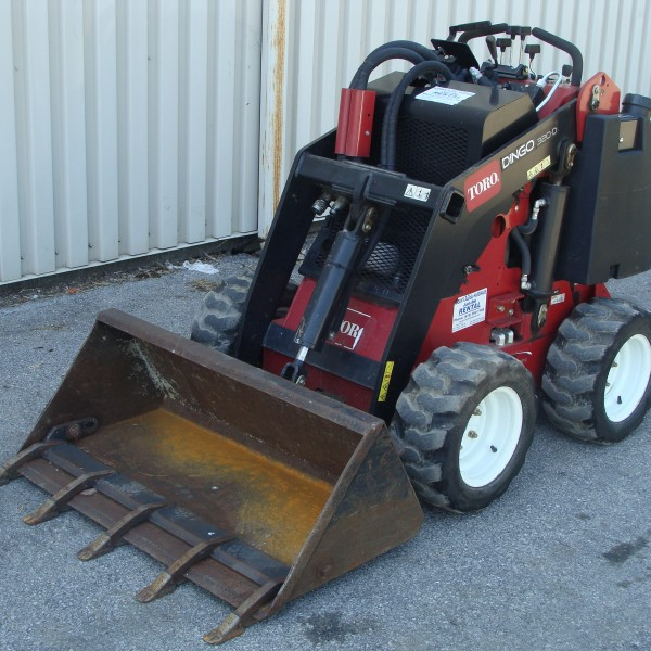 Skidsteer, Mini Dingo Wheel Unit Image
