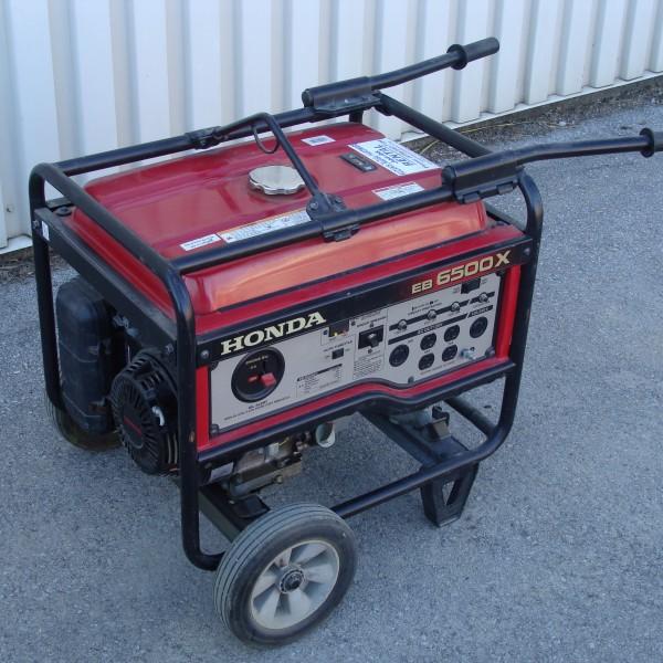 Generator, 5500W Portable Image