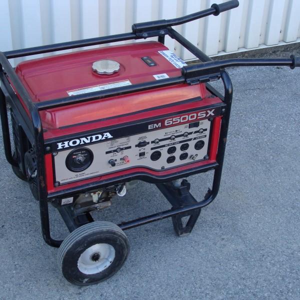 Generator, 5500W Portable (2) Image