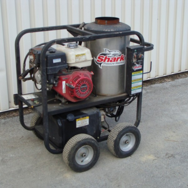Pressure Washer, 3000 PSI Hot Image