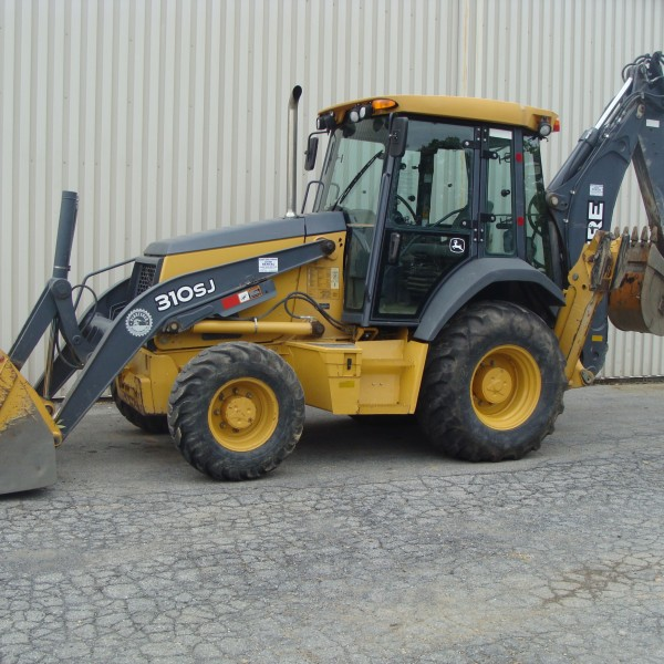 Loader / Backhoe 3A JD 310SJ Image