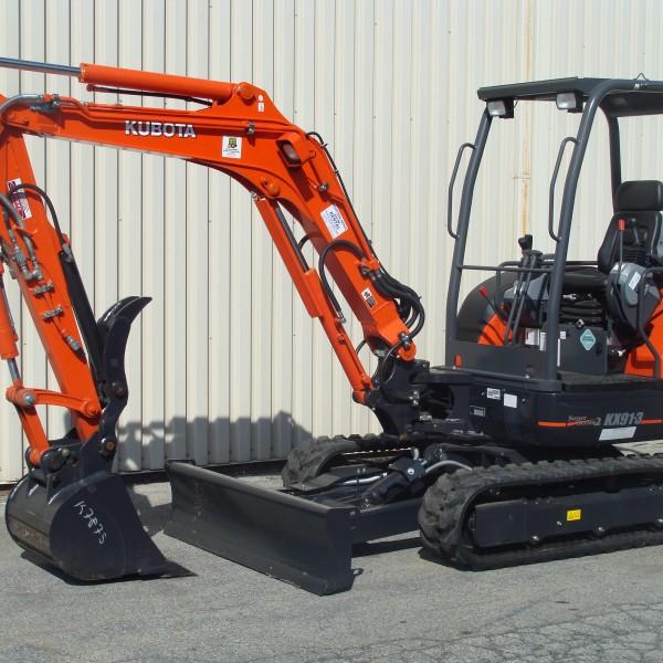 Excavator Mini 3 KX91 Image