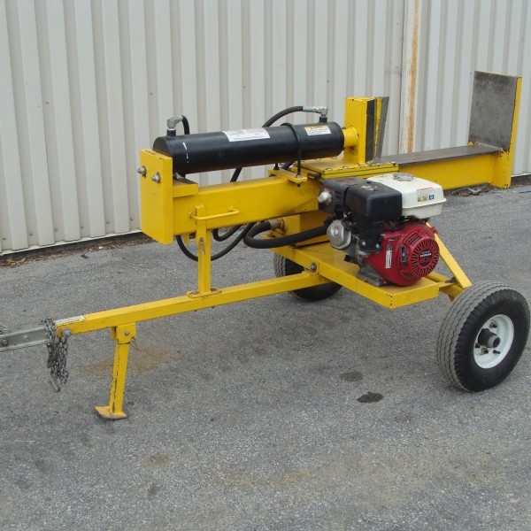 Log Splitter, 30 Ton Vertical/Horizontal Image