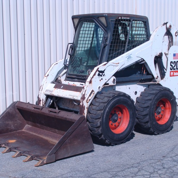 Skidsteer Loader, 2B Bobcat S205 Image