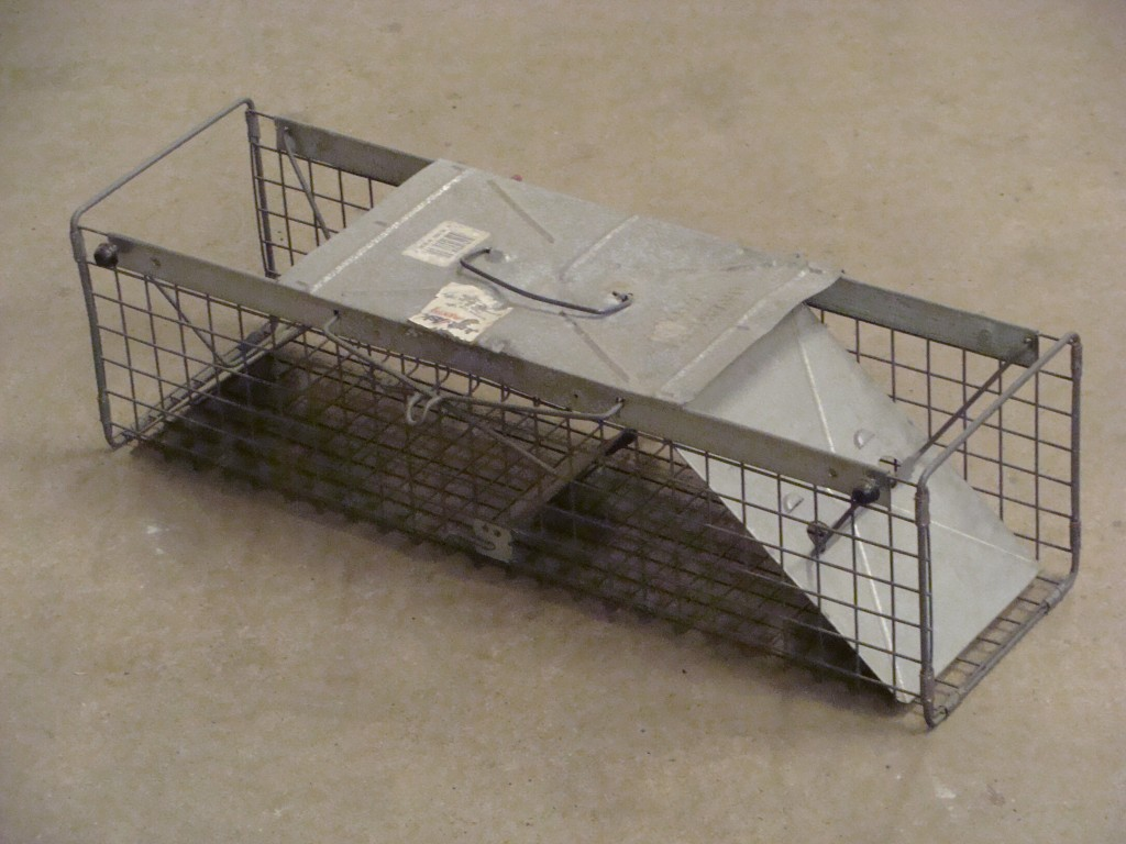 Trap, Havahart Cage (Small) Image