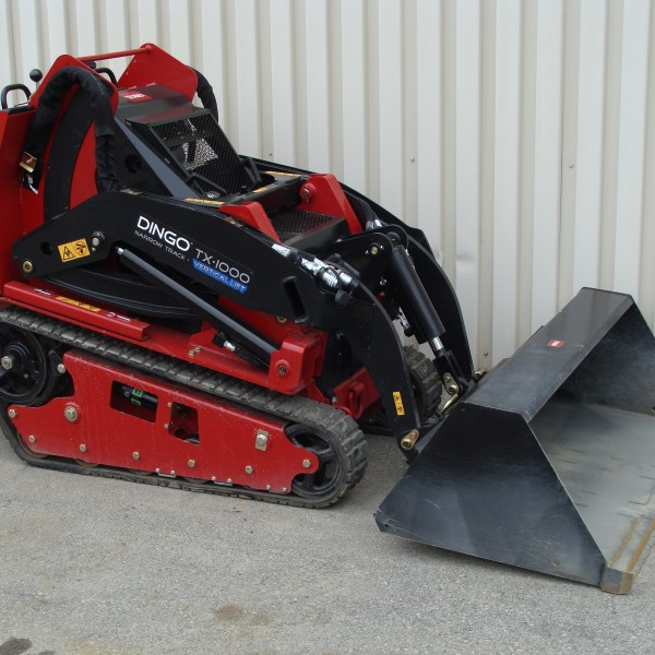 Skidsteer, Mini Dingo Tracks (Diesel) TX1000 Image