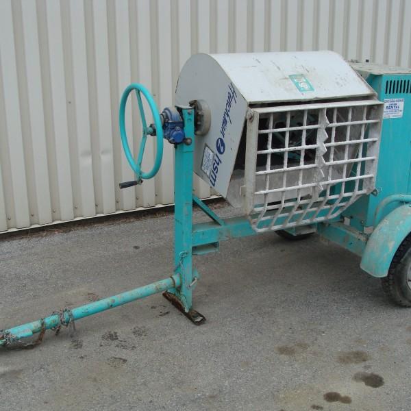 Mixer, Mortar Tow 6 cuft Image